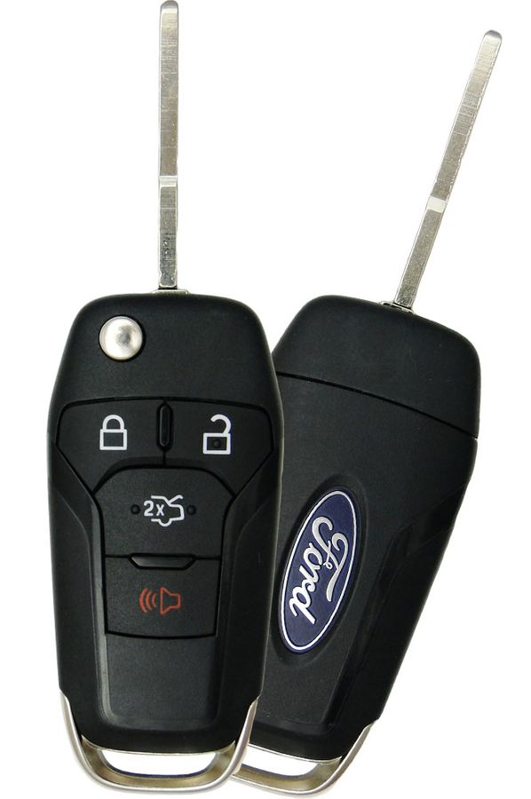 2017 Ford Fusion Smart Key Remote