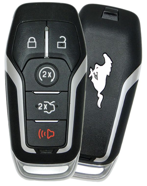 164-R8119 164R8119 - 2017 Ford Mustang Smart Remote Keyless Entry Engine Start key fob Transmitter