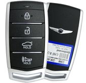 2017 Genesis G80 Smart Keyless Entry Remote Key