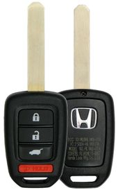 2017 Honda Civic 5 door Keyless Entry Remote Key