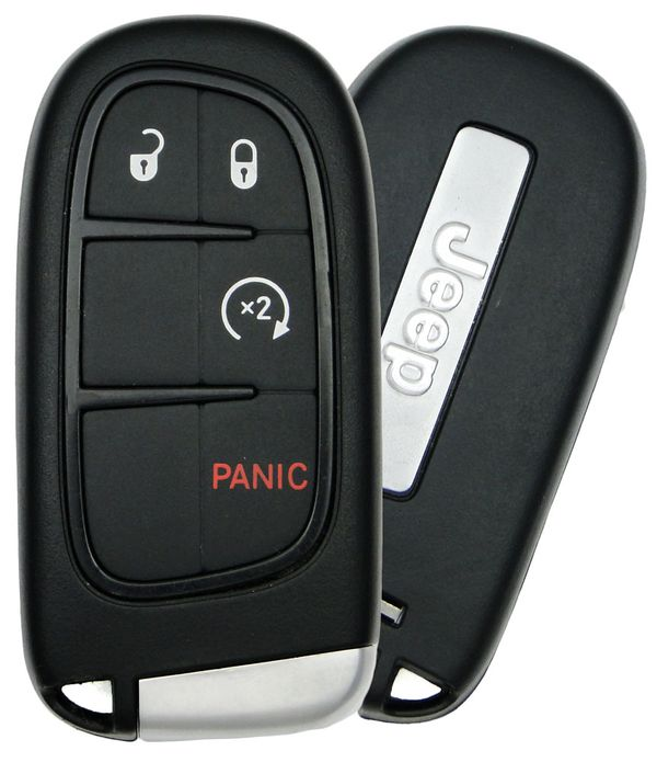 2017 Jeep Cherokee Smart Remote Keyless 68105078 AG