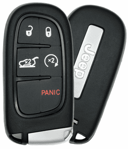 2017 Jeep Cherokee Smart Keyless Entry Remote Start Passive Entry