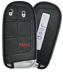2017 Jeep Compass Smart Key Fob