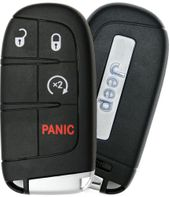 2017 Jeep Renegade Smart Keyless Remote Key w/ Engine Start