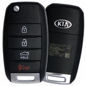 2017 Kia Optima Keyless Entry Remote Flip Key