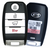 2017 Kia Soul Smart Prox Keyless Entry Remote Key
