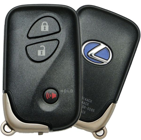 2017 Lexus CT200h Keyless Entry Remote Key Fob HYQ14ACX 89904-48481