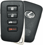 2017 Lexus IS200t Smart Keyless Remote Key - Refurbished