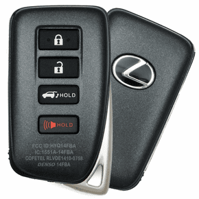 2017 Lexus NX200 NX200t Keyless Entry Remote Key Fob 89904-78470