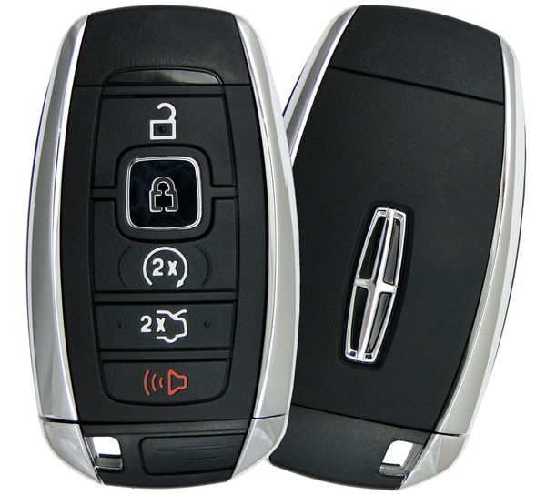 2017 Lincoln Continental Key Remote Smart PEPS 5929515, HP5T-15K601-BE, A2C94078002