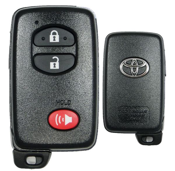 2017 Toyota 4Runner Smart Remote key 89904-47230 , 8990447230, 89904-47370, 89904-47371, 89904-0T050,  89904-35010, HYQ14ACX
