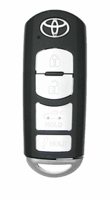 2017 Toyota Yaris iA Smart Keyless Entry Remote