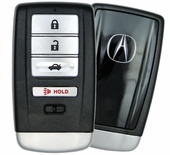 2018 Acura RLX Smart Keyless Entry Remote Key