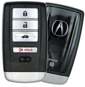 2018 Acura RLX Smart Keyless Entry Remote Key Driver 2