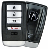 2018 Acura TLX Smart Keyless Entry Remote Key Driver 2