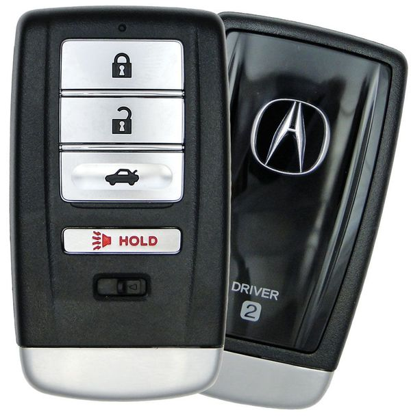 2018 Acura TLX Smart Keyless Entry Remote Driver #2 72147