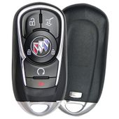 2018 Buick Enclave Smart Keyless Entry Remote w/ Remote Start, Trunk