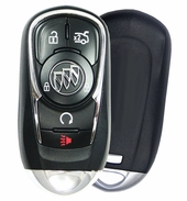 2018 Buick LaCrosse Smart PEPS Remote Key Fob w/ Engine Start