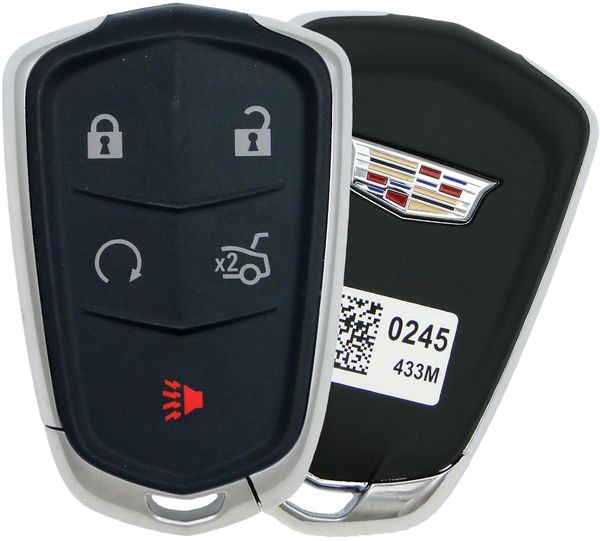 2018 Cadillac CT6 Smart Keyless Entry Remote