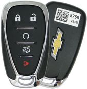 2018 Chevrolet Cruze Smart Keyless Entry Remote Key w/ Engine Start - refurbished