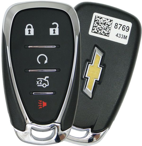 2018 Chevrolet Malibu Remote Key engine start