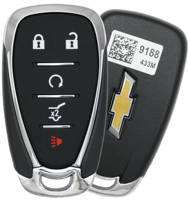2018 Chevrolet Traverse Remote smart key 13519188 HYQ4EA