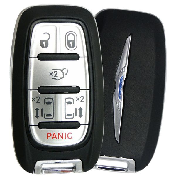 2018 Chrysler Pacifica Keyless Entry Remote Key 68241532AC