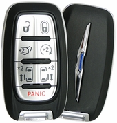 2018 Chrysler Pacifica Smart Keyless Remote Key