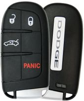 2018 Dodge Charger Keyless Remote Key