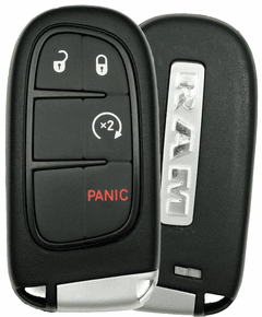 2018 Dodge Ram Truck Smart Remote Key