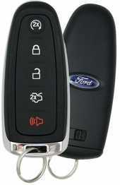 2018 Ford Escape Smart Remote Key w/Engine Start - 5 button