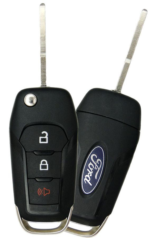 2018 Ford F-250, F-350, F-450 Keyless Entry Remote Key