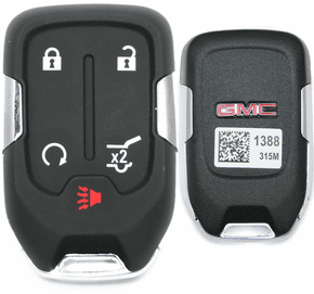 2018 GMC Acadia Smart Keyless and Start remote 13508275 FCC ID HYQ1EA