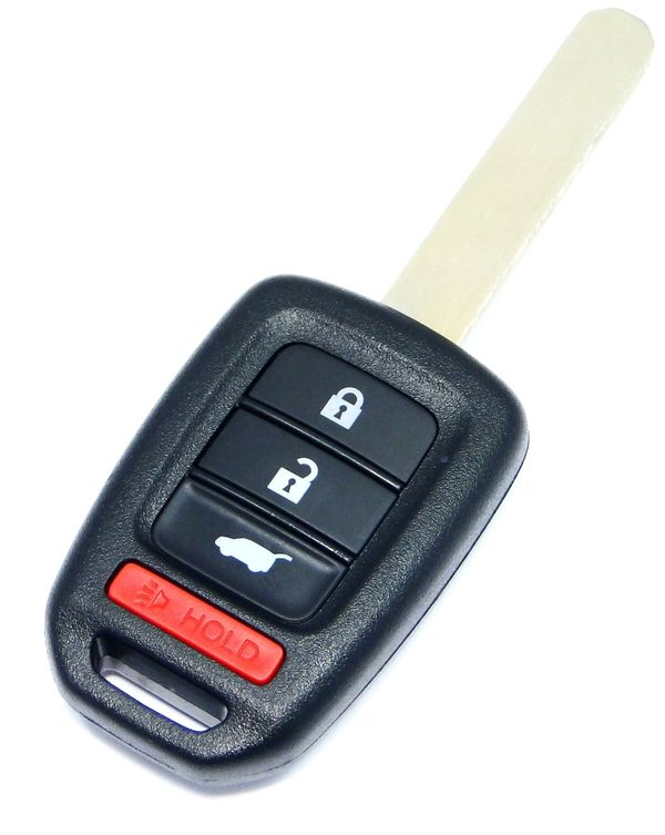 2018 Honda HR-V remote key