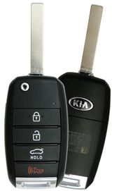 2018 Kia Rio Keyless Entry Remote Flip Key