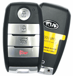 2018 Kia Sorento Smart Keyless Entry Remote Key