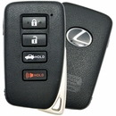 2018 Lexus GS350 Smart Keyless Entry Remote Key