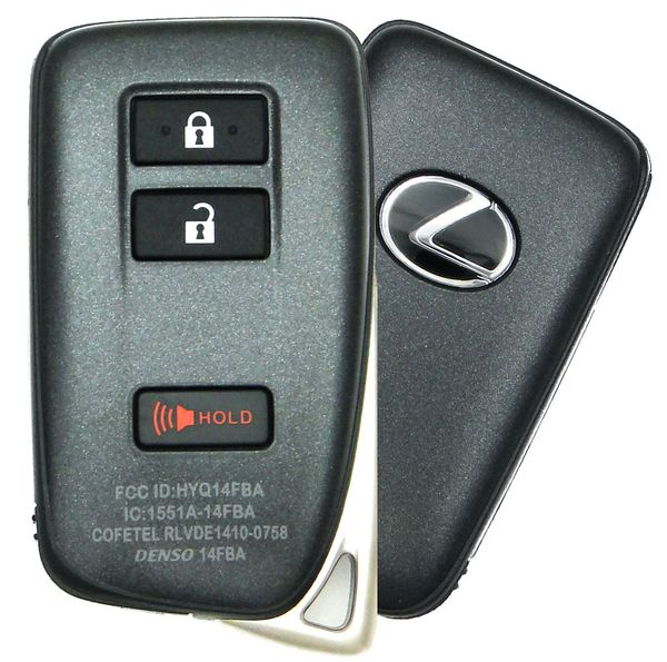 2018 Lexus NX300 NX300h Keyless Entry Remote Key Fob 8990478460