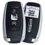 2018 Lincoln Continental Smart Keyless Remote / key 4 button'