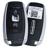 2018 Lincoln MKZ Smart Keyless Remote / key 4 button