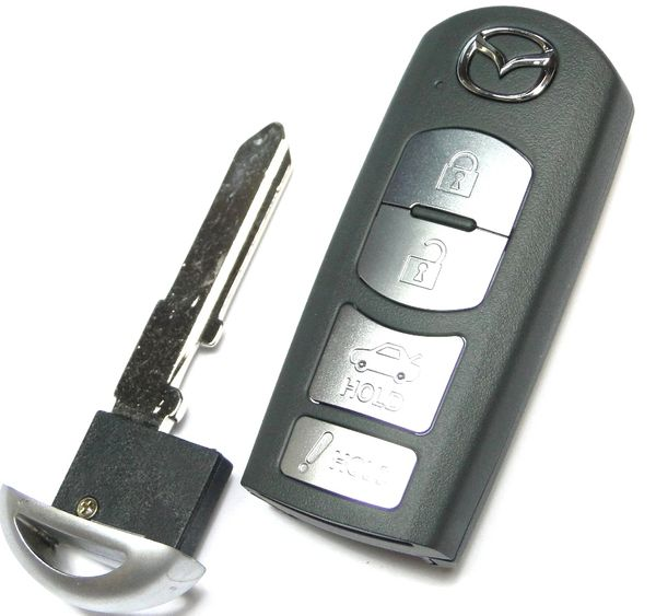 2018 Mazda MX-5 Miata sedan smart key remote