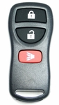 2018 Nissan Frontier Keyless Entry Remote