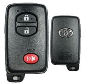 2018 Toyota 4Runner Smart Remote Key Fob Keyless Entry