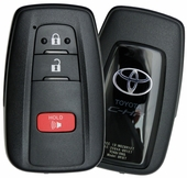2018 Toyota C-HR Keyless Entry Smart Remote Key