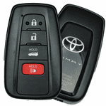 2018 Toyota Camry Keyless Entry Smart Remote Key