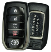 2018 Toyota Land Cruiser Smart Keyless Entry Remote