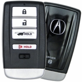 2019 Acura RDX Smart Keyless Entry Remote Key Driver 2