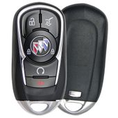 2019 Buick Enclave Smart Keyless Entry Remote w/ Remote Start, Trunk
