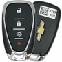 2019 Chevrolet Malibu Smart Keyless Entry Remote Key'