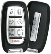 2019 Chrysler Pacifica Smart Keyless Remote with KeySense